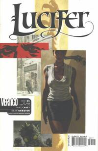 Cover Thumbnail for Lucifer (DC, 2000 series) #33