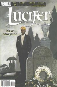 Cover Thumbnail for Lucifer (DC, 2000 series) #34