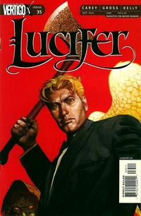 Cover Thumbnail for Lucifer (DC, 2000 series) #35