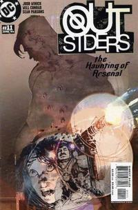 Cover Thumbnail for Outsiders (DC, 2003 series) #11