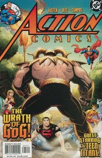 Cover Thumbnail for Action Comics (DC, 1938 series) #815