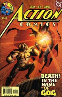 Cover Thumbnail for Action Comics (DC, 1938 series) #816 [Direct Sales]