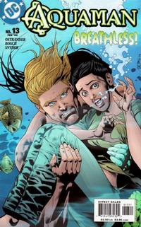 Cover Thumbnail for Aquaman (DC, 2003 series) #13