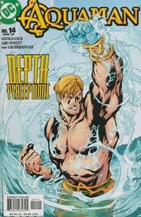 Cover Thumbnail for Aquaman (DC, 2003 series) #14