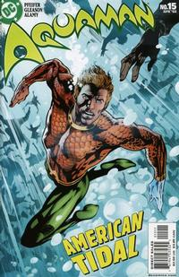 Cover Thumbnail for Aquaman (DC, 2003 series) #15