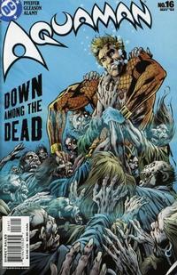 Cover Thumbnail for Aquaman (DC, 2003 series) #16
