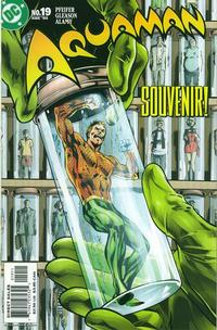 Cover for Aquaman (DC, 2003 series) #19