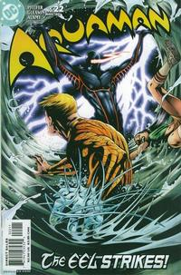 Cover Thumbnail for Aquaman (DC, 2003 series) #22