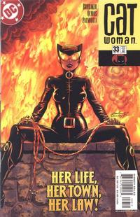 Cover Thumbnail for Catwoman (DC, 2002 series) #33 [Direct Sales]