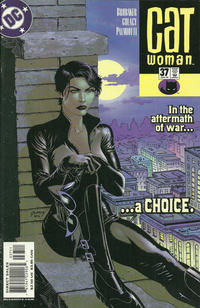Cover Thumbnail for Catwoman (DC, 2002 series) #37 [Direct Sales]