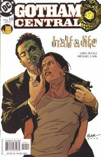 Cover Thumbnail for Gotham Central (DC, 2003 series) #10