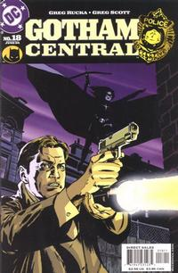 Cover Thumbnail for Gotham Central (DC, 2003 series) #18
