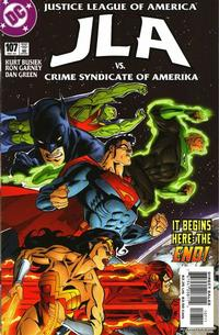Cover Thumbnail for JLA (DC, 1997 series) #107