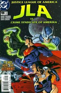 Cover Thumbnail for JLA (DC, 1997 series) #108