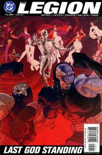 Cover Thumbnail for The Legion (DC, 2001 series) #29
