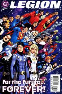 Cover Thumbnail for The Legion (DC, 2001 series) #33