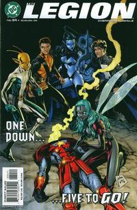 Cover Thumbnail for The Legion (DC, 2001 series) #34