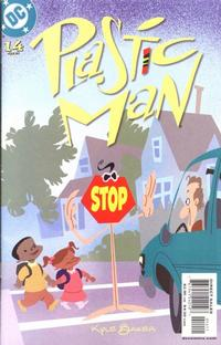 Cover Thumbnail for Plastic Man (DC, 2004 series) #14