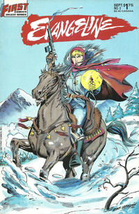 Cover Thumbnail for Evangeline (First, 1987 series) #3