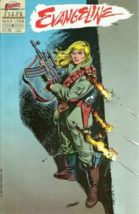 Cover for Evangeline (First, 1987 series) #6