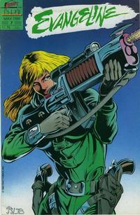 Cover for Evangeline (First, 1987 series) #7