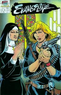 Cover Thumbnail for Evangeline (First, 1987 series) #8