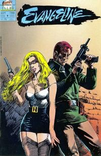 Cover Thumbnail for Evangeline (First, 1987 series) #9