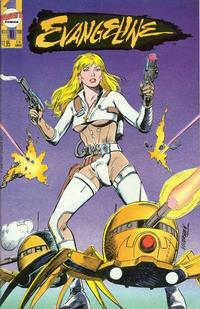 Cover Thumbnail for Evangeline (First, 1987 series) #10