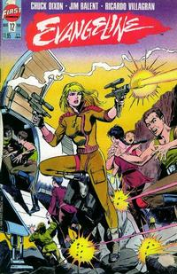 Cover Thumbnail for Evangeline (First, 1987 series) #12
