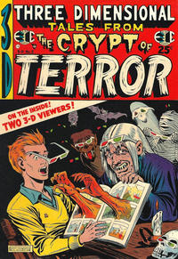 Cover Thumbnail for Three Dimensional Tales from the Crypt of Terror (EC, 1954 series) #2