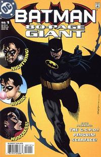 Cover Thumbnail for Batman 80-Page Giant (DC, 1998 series) #1