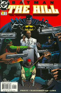 Cover Thumbnail for Batman: The Hill (DC, 2000 series) #1
