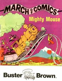 Cover Thumbnail for March of Comics (Western, 1946 series) #447