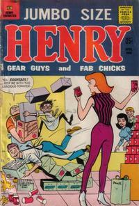 Cover Thumbnail for Henry Brewster (M.F. Enterprises, 1966 series) #2