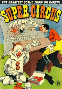 Cover Thumbnail for Super Circus (Cross, 1951 series) #3
