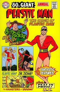 Cover Thumbnail for Plastic Man 80-Page Giant (DC, 2004 series) #1
