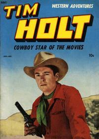 Cover Thumbnail for Tim Holt (Magazine Enterprises, 1948 series) #3 [A-1 #19]
