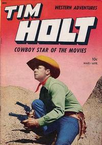 Cover Thumbnail for Tim Holt (Magazine Enterprises, 1948 series) #5