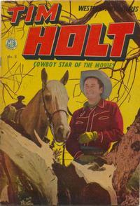 Cover Thumbnail for Tim Holt (Magazine Enterprises, 1948 series) #8