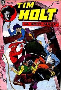 Cover Thumbnail for Tim Holt (Magazine Enterprises, 1948 series) #20
