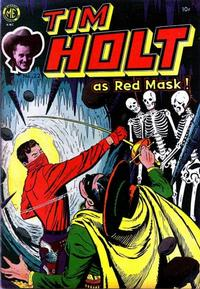 Cover Thumbnail for Tim Holt (Magazine Enterprises, 1948 series) #22