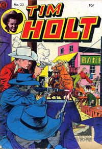 Cover Thumbnail for Tim Holt (Magazine Enterprises, 1948 series) #23