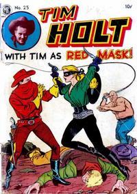 Cover Thumbnail for Tim Holt (Magazine Enterprises, 1948 series) #25