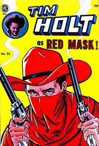Cover Thumbnail for Tim Holt (Magazine Enterprises, 1948 series) #26