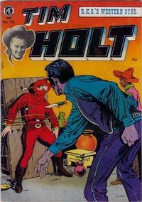 Cover Thumbnail for Tim Holt (Magazine Enterprises, 1948 series) #28