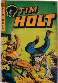 Cover Thumbnail for Tim Holt (Magazine Enterprises, 1948 series) #33