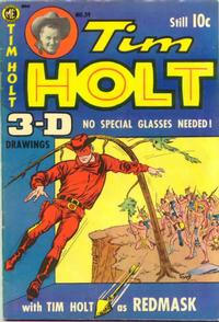 Cover Thumbnail for Tim Holt (Magazine Enterprises, 1948 series) #39
