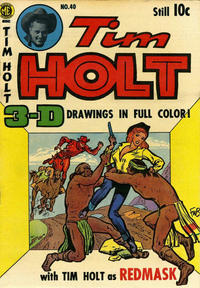 Cover Thumbnail for Tim Holt (Magazine Enterprises, 1948 series) #40