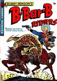 Cover Thumbnail for Bobby Benson's B-Bar-B Riders (Magazine Enterprises, 1950 series) #17
