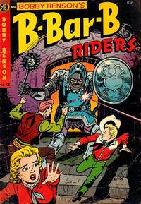 Cover Thumbnail for Bobby Benson's B-Bar-B Riders (Magazine Enterprises, 1950 series) #18